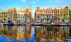 Amsterdam, Bruges and Brussels: 4 or 7 Nights with Eurostar Transfers