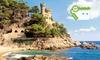 Costa Brava: Double Room with Sea View with Half Board
