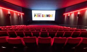 Places en 2D pour les Cinémas Pathé Gaumont  Marne la vallée