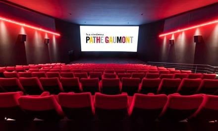 1 ou 2 places pour les cinémas Gaumont Pathé valables jusqu'au 31 août 2019 pour films en 2D dès 8,80 €