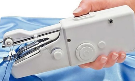 Portable Handheld Sewing Machine: One $15 or Two $25
