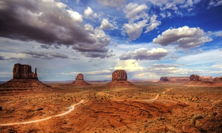 Desert Tours for Two, Four, or Six from Monument Valley Tribal Tours (Up to 61% Off)