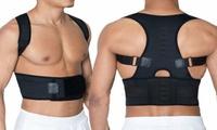 Magnetische Rückenunterstützung mit 6 Bio-Magneten und verschiedenen Gurten (bis zu 83% sparen*)