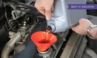 68-Point Car Service with Oil and Oil Filter Change at Eye Car Care
