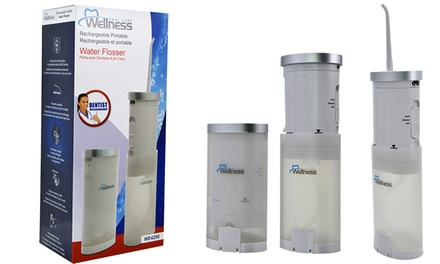 Wellness WE4200 Rechargeable Portable Water Flosser