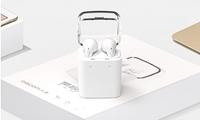 One (AED 199) or Two Pairs (AED 389) of DACOM Wire-Free Stereo Bluetooth Earphones (Up to 61% Off)