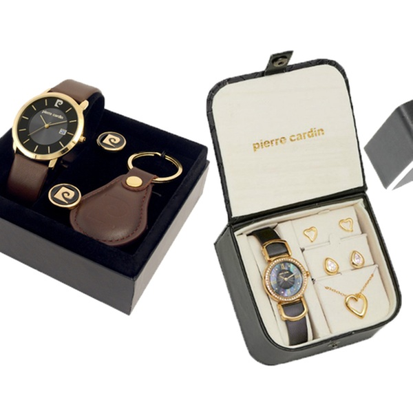 Pierre Cardin Jewelry Box Set - Bios Pics