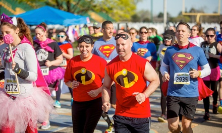 5K Standard Registration for One to The Super Run on September 28 (Up to 50% Off)