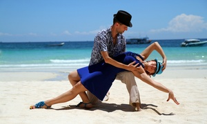 Windy City Wedding Dance: Beginner Salsa Classes, Beginner Ballroom Dancing Classes, and Private Instruction at Windy City Wedding Dance (Up to 61% Off). Four Options Available.
