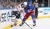 New York Rangers — Up to 16% Off Hockey Game