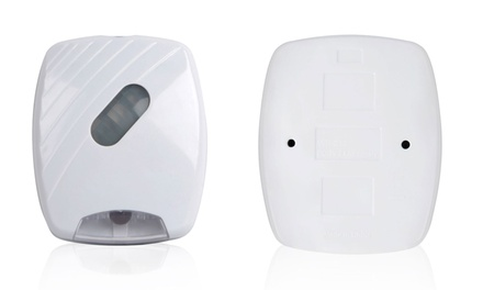 One, Two or Three Motion-Sensor-Activated LED Toilet Lights