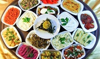 Ten Meze Dishes for Two or Twenty Meze Dishes for Four at Turkish Meze Bar And Bbq (Up to 55% Off)