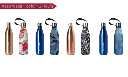 $59 for Two Bbbyo Future Thermal Bottles with Cover Don't Pay $128