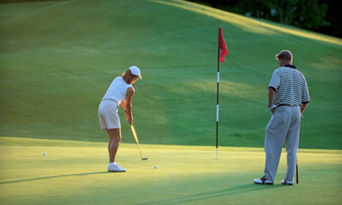 Evanston Wilmette Community Golf Course - Evanston: Two or Four 18-Hole Rounds at Evanston Wilmette Community Golf Course (Up to Half Off)