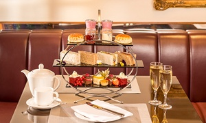 Copthorne Tara Hotel London Kensington: Afternoon Tea with Wine for Two, Four or Six at Copthorne Tara Hotel London Kensington (Up to 50% Off)