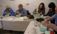Fleece Craft Course with Lunch for One or Two at Charnwood Forest (50% Off)
