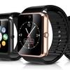 Smartwatch mit Edelstahlgehäuse