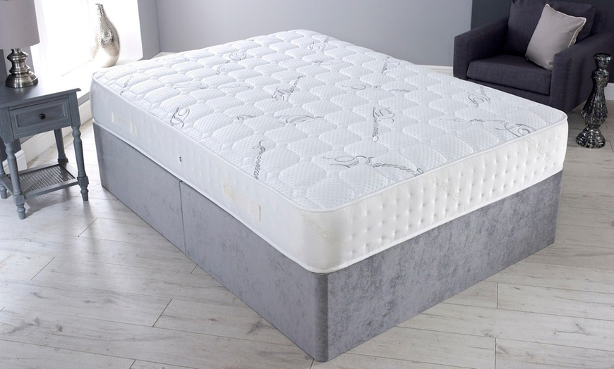 Diamond 1000 Pocket Sprung Memory Foam Mattress