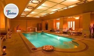 Spa Grand Hotel Baia Verde: Spa Grand Hotel Baia Verde - Percorso di coppia con talassoterapia, massaggi, pulizia della pelle e flûte di Prosecco