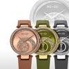 SO & CO New York Women's Genuine Leather Watch