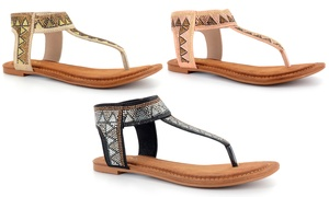 Corkys Footwear Nora Women's Jeweled Sandals