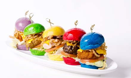 Up to AED 500 Toward Food and Drinks at Sugar Factory (Up to 49% Off)