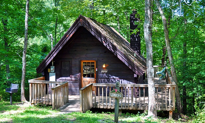 Merveilleux ... Creekwalk Inn And Cabins   Cosby, TN: 2  Or 5 Night Stay ...