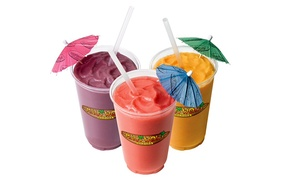 Hawaiian Coffees And Fruit Smoothies At Maui Wowi Hawaiian Coffees & Smoothies (up To 50% Off)