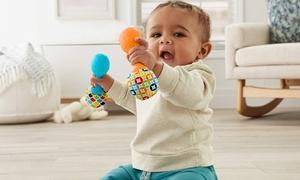 Hochets pour bébés Fisher Price