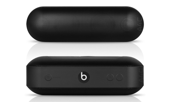 speakers pill. beats by dr. dre pill plus bluetooth speaker (refurbished b-grade): speakers t