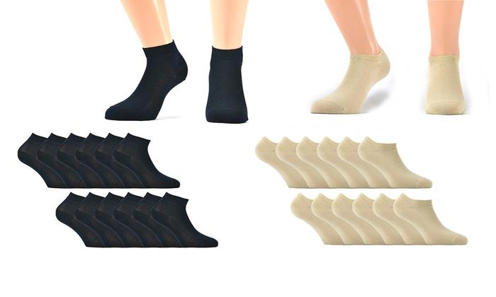 Mini calze filo di Scozia mutipack