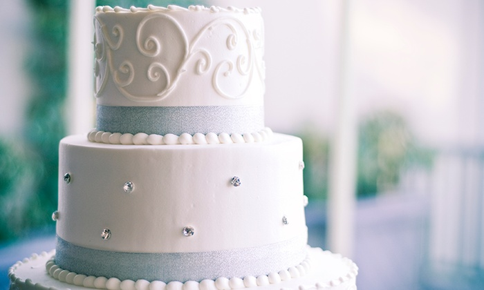 wedding cakes south croydon three tier wedding cake new york bakery groupon 25487