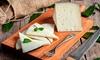 Set di formaggio spagnolo con utensili