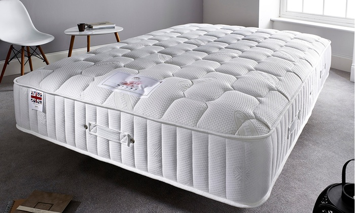 Sovereign Cashmere 3000-Pocket Mattress
