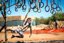 50% Off Registration for One to Rugged Maniac 5K Obstacle Race at Rugged Maniac, plus 6.0% Cash Back from Ebates.