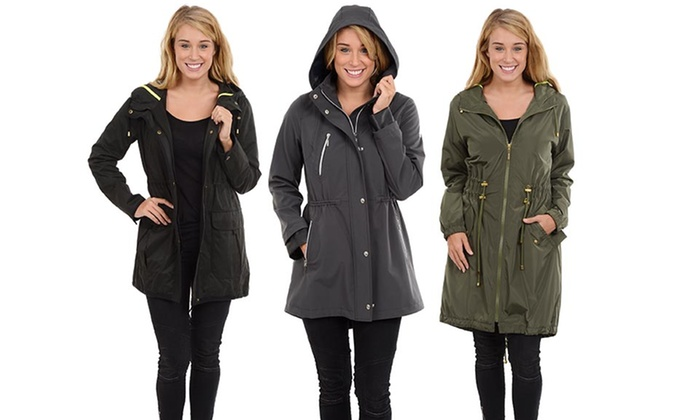 Kensie Women's Anoraks and Trenches