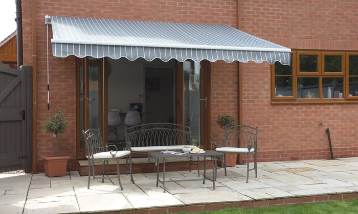 Patio Awnings, Five Designs ...