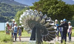 Hydrotour Dolomiti: Visita guidata alla Centrale di Santa Massenza fino a 5 adulti o 2 adulti e 3 bambini (sconto fino a 60%)