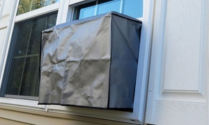Evelots Heavy-Duty Outdoor Air Conditioner Cover