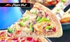 Pizza Hut: All-you-can-eat-Buffet