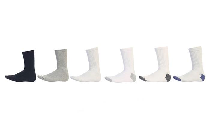 Men's Classic Socks (12-Pack)