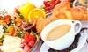 Café Hilde - Berlin: Frühstück für 2, 4 oder 6 Personen mit Rührei, Chorizo, Obstsalat und mehr im Café Hilde in Prenzlauer Berg (47 sparen*)