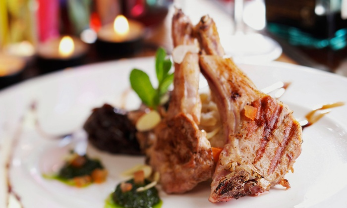Grand Cru - Greenwood Village: French-American Meal for Two with Wine at Grand Cru (Up to 43% Off)