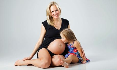 Sesión de fotos infantil para 1 niño y sus padres por 29,90 € o para un máximo de 3 niños o premamá desde 39,90 €