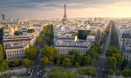 Nabij Parijs: 13 nachten, naar keuze met ontbijt en uitzicht op de Eiffeltoren voor twee bij Hotel Atrium