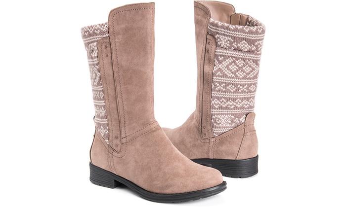 Muk Luks Stella or Casey Women's Boots