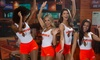 Free $15 Voucher for Hooters Mobile App Order of $30 or More