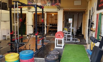 Two or Five Personal Training Sessions at Athlete Training Systems (Up to 72% Off)