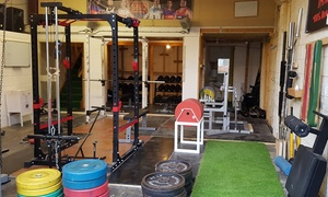 Athlete Training Systems: Two or Five Personal Training Sessions at Athlete Training Systems (Up to 72% Off)