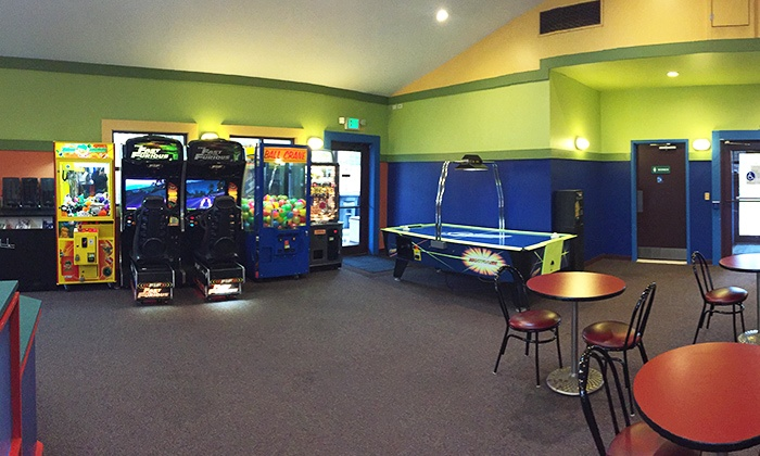 Columbia SportsPark - Columbia SportsPark: $239 for Arcade Birthday Party Package for Up to 10 at Columbia SportsPark ($300Value)